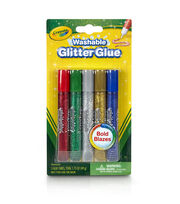 Crayola Glitter Glue, , hi-res