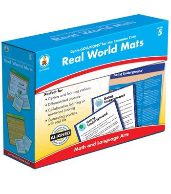 Real World Mat Classroom Kit- Grade 5