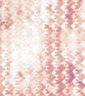 Modern Cotton Fabric 43\u0022-Mini Diamond Triangles