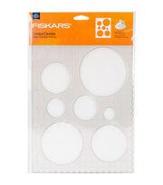 Fiskars ShapeTemplates-Many Designs!, , hi-res