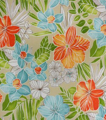 "Solarium Outdoor Fabric 54""-Aloha Opal"