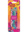 Dreamworks Trolls Colored Mechanical Pencils