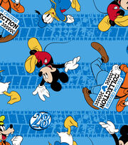 Disney® Mickey Mouse Fleece Fabric-Mickey & Friends Custom Cruisers, , hi-res