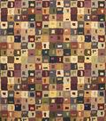 Home Decor 8\u0022x8\u0022 Fabric Swatch-Upholstery Fabric Barrow M6994-5501 Prism