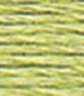 DMC Pearl Cotton Thread 16 Yds Size 3 Greens