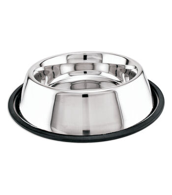 Westminster Pet Products Stainless Steel Non-Skid Dish 32oz