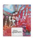Quarters Assorted Batik Cotton Fabric-Spring