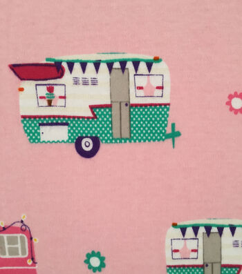 "Doodles Interlock Knit Fabric 57""-Little Glamper"
