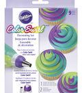 Wilton® ColorSwirl™ 3-Color Coupler Decorating Kit, 9-Pc.