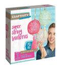 Creativity for Kids CRAFTIVITY Super String Lanterns Kit