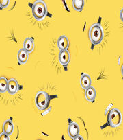Minions - Eyes On Yellow Cotton, , hi-res
