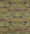 Home Decor 8\u0022x8\u0022 Fabric Swatch-Robert Allen Eden Lampasso Spa