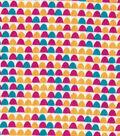 Quilter\u0027s Showcase Fabric 43\u0027\u0027-Capri Breeze Half Circle