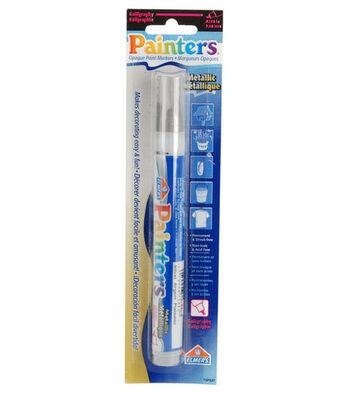 Painters Paint Marker-Silver Metallic