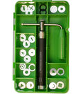 Makin\u0027s Professional Ultimate Clay Extruder Deluxe Set 21pk