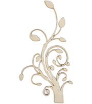 Wood Flourishes-Flourish Vine, , hi-res