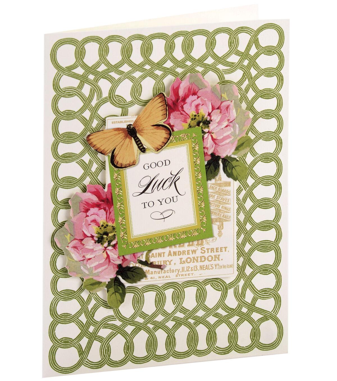 Anna Griffin Card Kit Good Luck Garden, , Hi Res