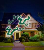 University of South Florida Bulls Light Projector, , hi-res