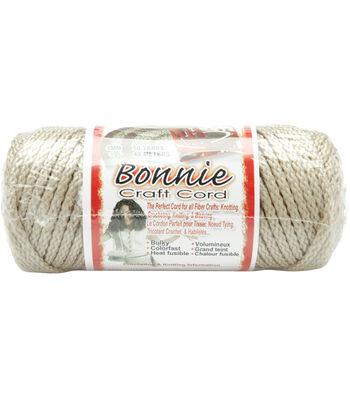 Pepperell Bonnie Macrame Craft Cord 4mm 50yd