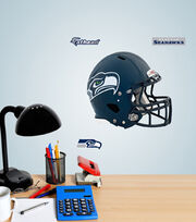 Seattle Seahawks Fat Head Wall Decal-Helmet, , hi-res