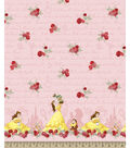 Disney® Mock Smock Fabric 21\u0022-Beauty and The Beast