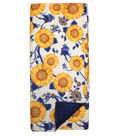 Fall Into Color Sunflower Drying Mat