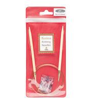 Tulip Needle Company Knina Knitting Needles 32'' Size 9, , hi-res