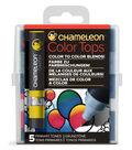 Chameleon 5 pk Color Tops Set-Primary Tones