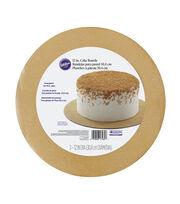 Wilton® Round Gold Glitter Cake Boards, , hi-res