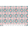 Two Daughters™ Cotton Fabric 43\u0022-Aztec Tiles