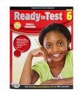 Ready to Test Grade 6 workbook by Carson Dellosa