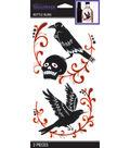 Jolee Boutique Raven Bottle Bling Icons
