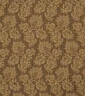 Home Decor 8\u0022x8\u0022 Fabric Swatch-Jaclyn Smith Planter-Caramel