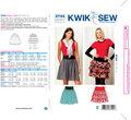 Kwik Sew Misses Skirt-K3744
