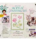 Susan Scheewe Deluxe Acrylic Painting Set