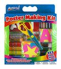 Poster Making Kit 253pcs-