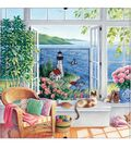 Dimensions Counted Cross-Stitch Kit Daydreams Beach Tranquility