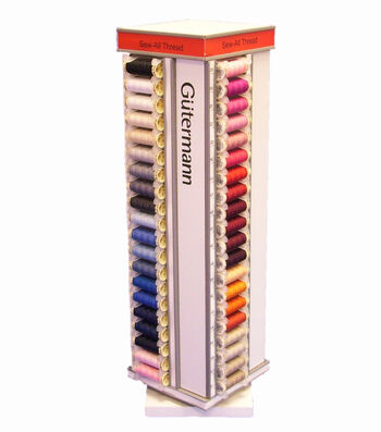 Gutermann 80 Spool Polyester Thread Spinning Tower