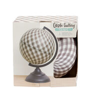 American Crafts™ One Canoe Two Globe-Gingham, , hi-res