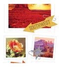 Snapshots Word Stickers-Southwest
