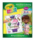 Crayola® Color Wonder Coloring Pad- Doc McStuffins