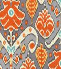 HGTV Home Lightweight Decor Fabric-Market Marvel/Mineral