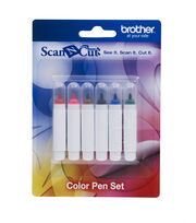 Brother ScanNCut Color Pen Set, , hi-res