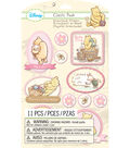 Disney® Dimensional Stickers-Classic Pooh® Girl