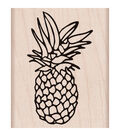 Hero Arts Pineapple Mounted Rubber Stamp