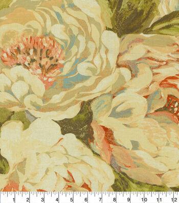 Kelly Ripa Home Upholstery Fabric 54''-Henna Va V Bloom