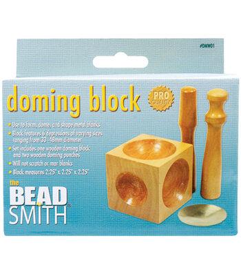 Wood Doming Block-