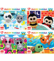 Ty Beanie Boos® Fuzzy 48 Pc Puzzle-Assorted, , hi-res