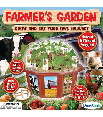 Farmer's Garden Dome Terrarium