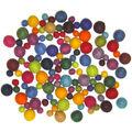 Feltworks Embellishments Value Pack Ball Assortment-115/Pkg